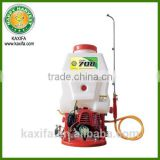 20L Agriculture pesticide spray machine, backpacks motor sprayers, power sprayer gasoline KXF-708