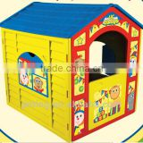 children's playhouse with,plastic playhouse,outdoor&indoor playhouse