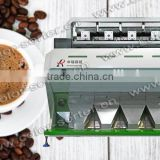 Top quality CCD Coffee Bean Color Sorter / Chinese Sorting Machine with CE/SONCAP