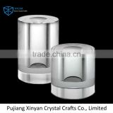 Newest selling attractive style crystal aluminum candle holder for sale