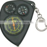 Map Measurer With Compass & Thermometer