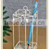 New design hot sale cast Iron Umbrella Stand