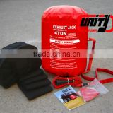 4x4 auto exhaust air jack