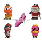 Hot sale factory price fancy cartoon rubber baby nail cutter
