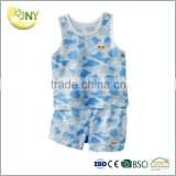 2017Kids clothes wholesale summer baby clothing short sleeve baby boy romper set