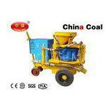 Dry Mix Shotcrete Spraying Machine 9m3/h Concrete Shotcrete Machine for Dry Spray Tidal Spray