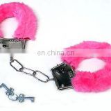 Fetish Pleasure High quality Soft Sex Toy Fluffy Handcuffs SH001