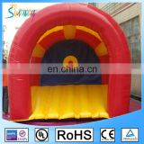 Customized Inflatable Sports Games Inflatable Basketball Soccer Football Goal