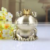 Zinc Alloy The Frog Prince money box Piggy Bank saving bank money box
