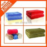 Fashion cheap printing coral fleece blanket for sales