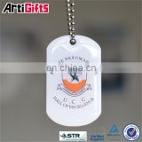 Wholesale cheap knights shield metal dog tags