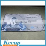 Fabric Printing Car Sunshade for Front Window