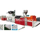 PVC Double Pipe Making Machine