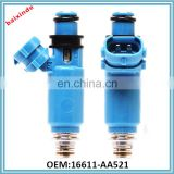 fuel injector nozzle 16611-AA521 For Subar Impreza 2002-2005 2.0L H4 16611AA521