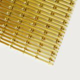 XY-6010T decorative Brass Architectural woven wire Mesh