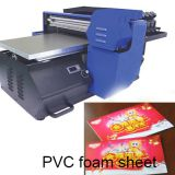 UV PVC Foam Sheet Digital Flatbed Printing Machine