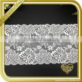 Embroidery lace fabric / Polish lace /High quality voile lace FLL-051