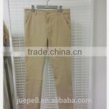OEM men's cotton chino pants/high quality winter trousers for men                                                                         Quality Choice