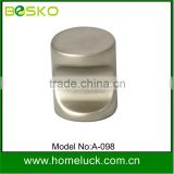 Brass furniture handle knob type exported standard brass round door knob