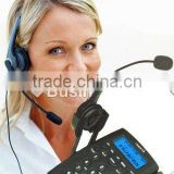 analog elegant home headset business telephone