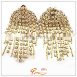 2015 New Design Fashion Clustered Women Ladies Girls Wholesale Alibaba Bridal Jewelry Earring