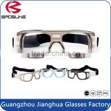 Professional sports eyewear eye protective basketball sport glasses