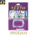 Blister Card Packing Toy Vampire Teeth Halloween Favor