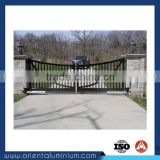Aluminium Gate for Galvanized Farm Gate