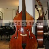 advanced double bass/handmade carved 5 strings double bass made in China