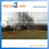 aluminium solar panel mounting structure manufactory of solar panels mounting rail system