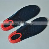 Massage orthopedic Gel Insoles for flat foot T-13-0003