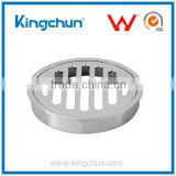 Excellent Quality Watermark bathroom accessories waste sink floor drain chrome polished(K1201)