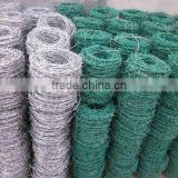 cheap PVC coated Barbed Wire (manufacturer,factory)