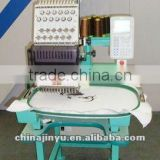 single head cap / T-shirt embroidery machine