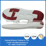 high density rubber foam shoe sole sheet outsole