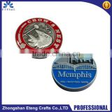 Zinc alloy casting gold coin ,custom made souvenir coin,personlized metal challenge coin