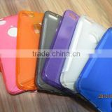 New!!S line TPU case for Iphone 5