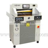Alibaba New Arrival 6700H Hydraulic Programble paper cutter