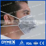 activated carbon filter valved dust mask