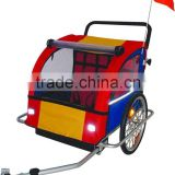 Baby bicycle trailer stroller jogger