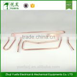 Plumbing equipment copper standard customized wholesale pipe