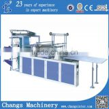 SHXJ-600B automatic plastic bag making machine for garbage bag/Vest bag/T-shirt bag/shoping bag/