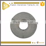 low price electro galvanized iron wire for making machine