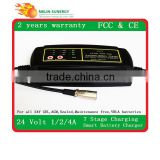 7 Stage 2A 48v smart electric bike battery charger                                                                                                         Supplier's Choice