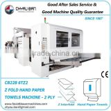 Automatic Packing Z Fold Kitchen Hand Towel Paper Dispenser Machine