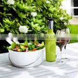 New arrival neoprene whiskey single wine glass bottle holder