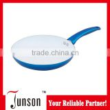 New Colorful Cookware Aluminum Ceramic Frying Pan/32cm Ceramic Coating Colored Frying Pans