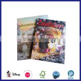 2016 wholesale Christmas chocolate handmade advent calendars