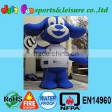 huge advertising air figure, inflatable costumes for sale