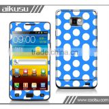 2013 mobile phone samsungi9100 case stickers